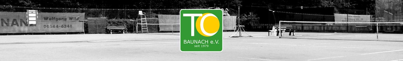 TC Baunach e.V.-Banner
